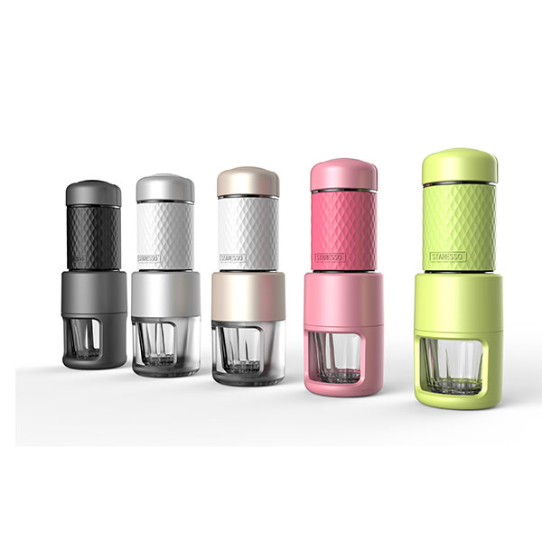 STARESSO Portable Coffee Maker AWARD WINNING