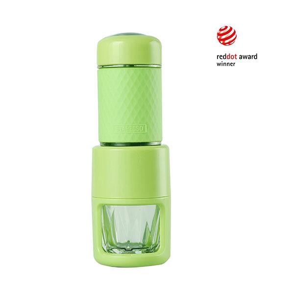 Staresso coffee maker green