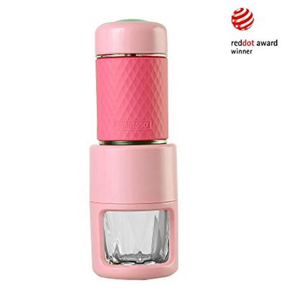 Staresso coffee maker pink