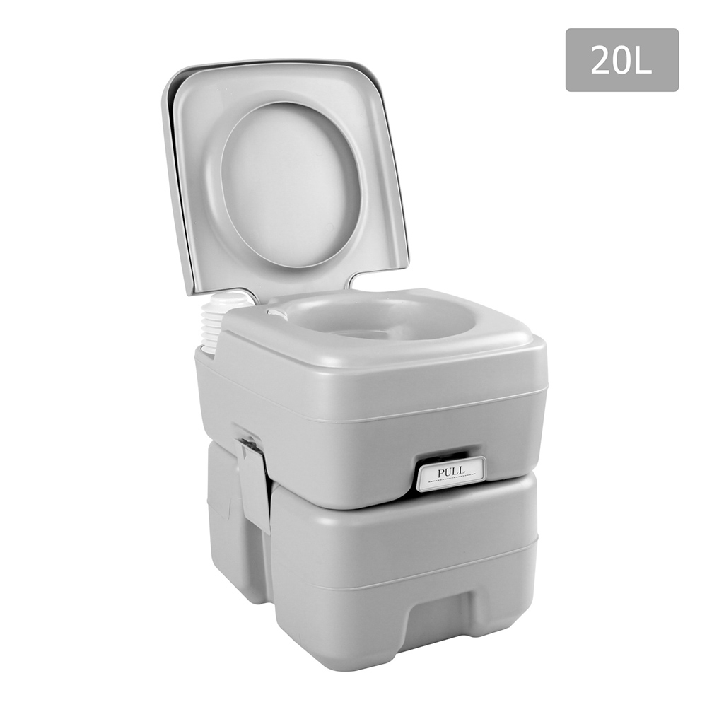 20L Portable Outdoor Toilet