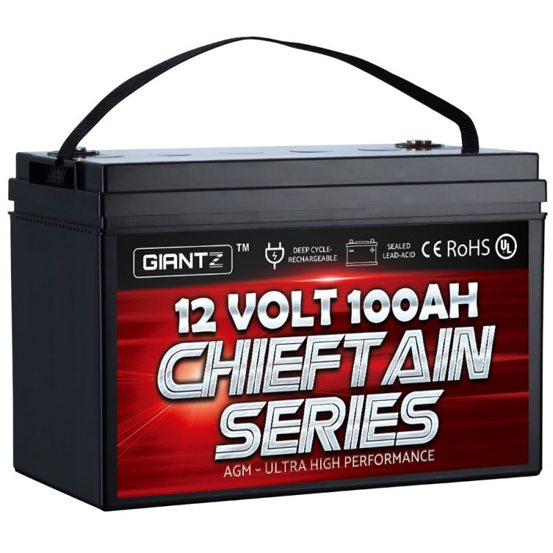AGM batteries are usually the most cost-effective deep cycle batteries.